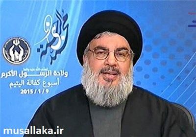 سید حسن نصرالله: نبرد با تکفیریها دفاع از اسلام است