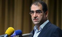 دکترسید حسن هاشمی وزیر بهداشت